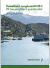28 læsestykker i grønlandsk